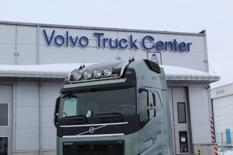 LH for roof, ´MAX´ VOLVO FH13-(Globe & Globe XL 4 lamps)