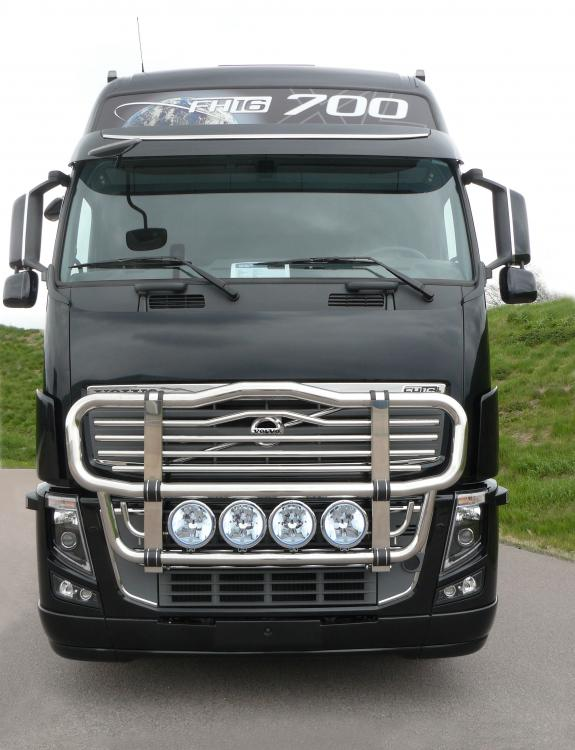 Cattle guard THOR, fi 76 mm,VOLVO FH 08-