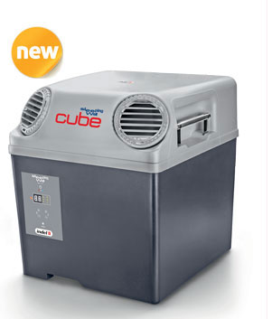Přenosná klimatizace Indel B Sleeping Well CUBE 24V / 950Watt
