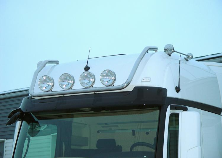 LH for roof, cables, pol. MB Actros 11-(GIGA)