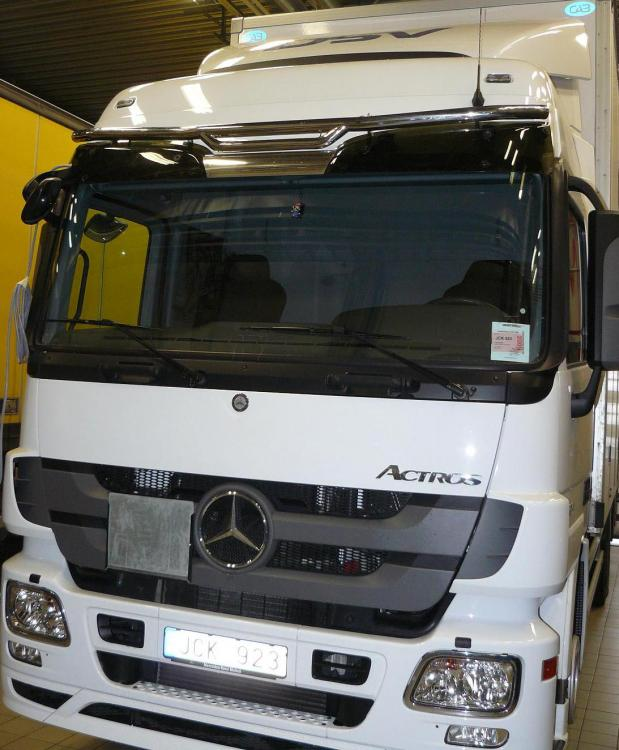 LH for roof, cables, pol.MB Actros 08-